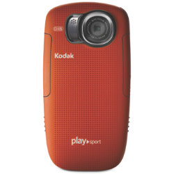 Kodak Playsport Zx5 Digital Pocket Camcorder - Red