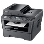 Brother MFC 7860DW mono all in one laser printer
