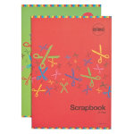 24 Page Scrap Book 12 pack