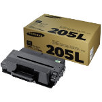 Samsung 205 Original Black Toner Cartridge MLT D205L ELS