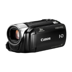 Canon Legria Hf R28 High Definition 20x Optical Zoom Camcorder Blac...