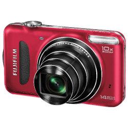 Fujifilm Finepix T200 14 Megapixel 2.7 Inch Lcd Screen 10x Optical ...