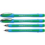 Schneider Rollerball Pen Slider Memo XB 07 mm Green