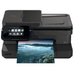 HP Photosmart 7520 4 In 1 multifunction Inkjet printer CZ045B