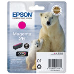 Epson T261340 magenta inkjet cartridge