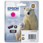 Epson 26 Original Magenta Ink Cartridge C13T26134010