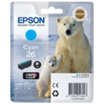Epson T261240 cyan inkjet cartridge