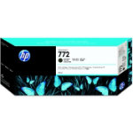 HP 772 Original Matte Black Ink Cartridge CN635A