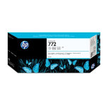 HP 772 Original Clear Grey Ink Cartridge CN634A