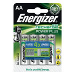 Energizer General Purpose Battery Rechargeable AA Pack Batteries