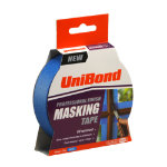 Unibond Masking Tape 25mm x 25m Professional Finish