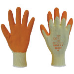 Polyco Reflex T Glove Orange Size 7 Small