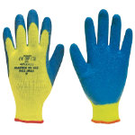 Polyco Matrix Latex Hi Viz Glove Size 9 Large