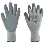 Polyco Gloves latex size 8 Grey