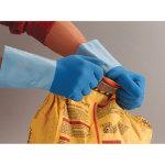 Polyco Taskmaster Latex Gauntlet Glove Size 10 Extra Large