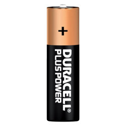 Duracell AA Plus Power 53 Free Batteries