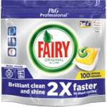 Fairy Dishwasher Tablets All in One lemon 100 pieces