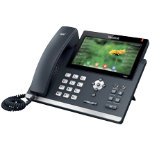 Yealink Corded Telephone SIP T48G Black