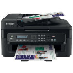 Epson WorkForce WF 2530W all in one inkjet printer