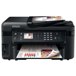 Epson WorkForce WF-3520DWF 4-in-1 Printer