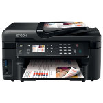 Epson WorkForce WF 3520DWF Inkjet 4 In 1Printer