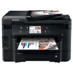 Epson WorkForce WF3540DTWF Inkjet 4 In 1 Multifunction Printer