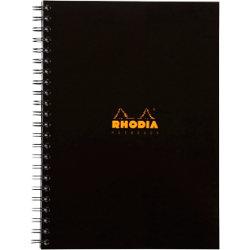 Rhodia Business Notebook  Wirebound Hardback A4  Each