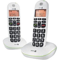 Doro Cordless Phone 100w White