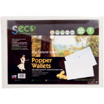 Clear Popper Wallets Pack of 5