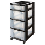 Really Useful 4 Drawer Unit 3 x 12 Litre  1 x 7 Litre Drawers