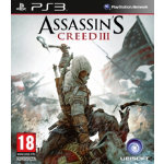 Assassins Creed 3  Sony Playstation 3