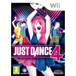 Just Dance 4 Nintendo Wii