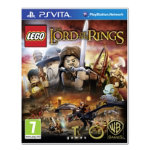 Lego Lord Of The Rings Sony Playstation Vita