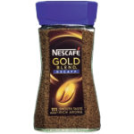 Nescafe Decaffeinated Instant Coffee Jar Gold Blend 200 g