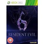 Resident Evil 6 Microsoft Xbox 360