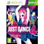 Just Dance 4 Microsoft Xbox 360