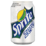 Sprite Z Soft Drink Can 330ml pack 24