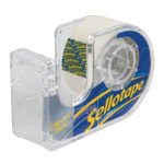 Sellotape Clever Tape 18mm x 15m with Dispenser