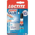Loctite Power Easy Super Glue gel 3g tube