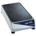 Electrolux Induction Cook Top Front to Back