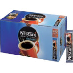 Nescafe Instant Decaffeinated Coffee Stick Packs Original 200 Pieces