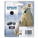 Epson T262140 black inkjet cartridge XL