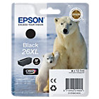 Epson 26XL Original Black Ink cartridge C13T26214010