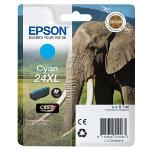 Epson 24XL Original Cyan Ink Cartridge C13T24324010