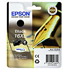 Epson T1631 black inkjet cartridge