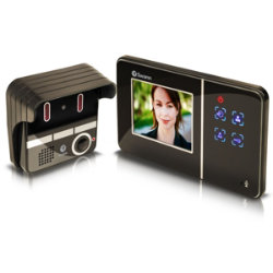 Swann Colour Doorphone with 3.5 inches LCD