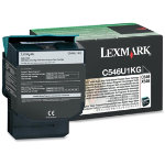 Lexmark Original Black Toner cartridge C546U1KG