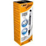 Bic Velleda Pocket Liquid Whiteboard Markers Black Pack of 12