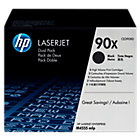 HP 90X Original Toner Cartridge CE390XD Black