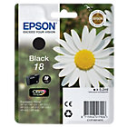 Epson T1801 Original Black Ink Cartridge C13T18014010